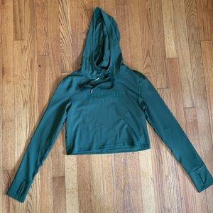 Buffbunny Collection crop sweatshirt